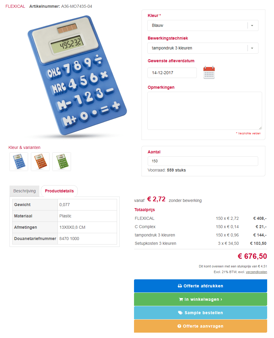 For suppliers EN - Promidata