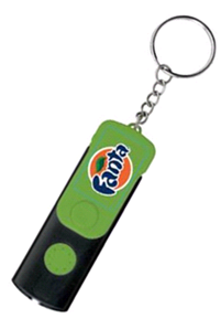 Keychain example